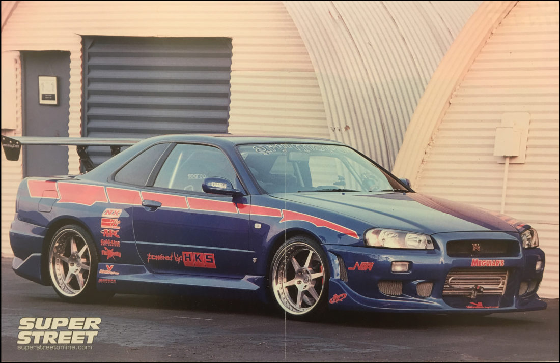 2f2f Skyline Gt R Fast And Furious Facts