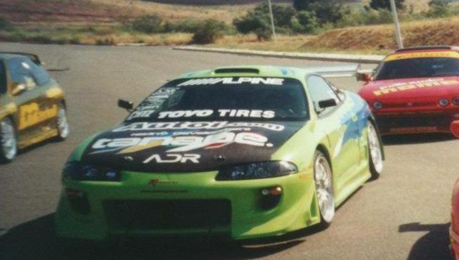 Brian's Eclipse Specs - Fast and Furious Facts