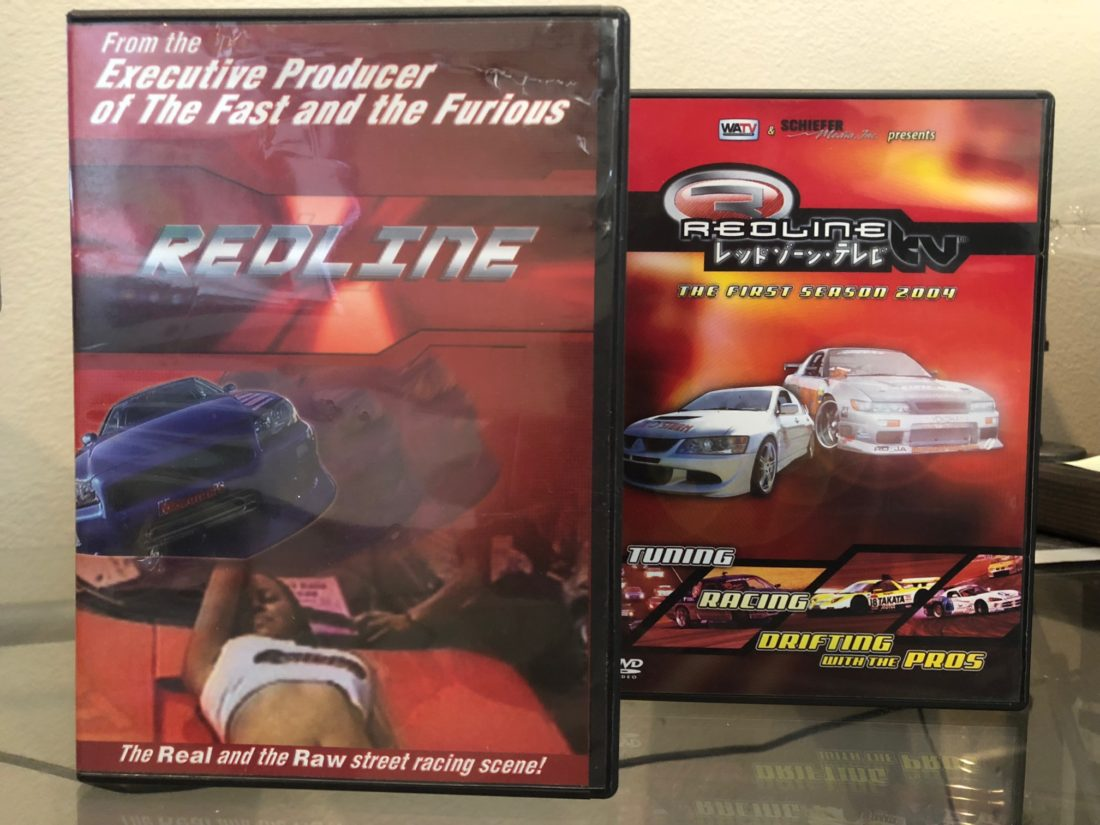 Redline TV by Craig Lieberman