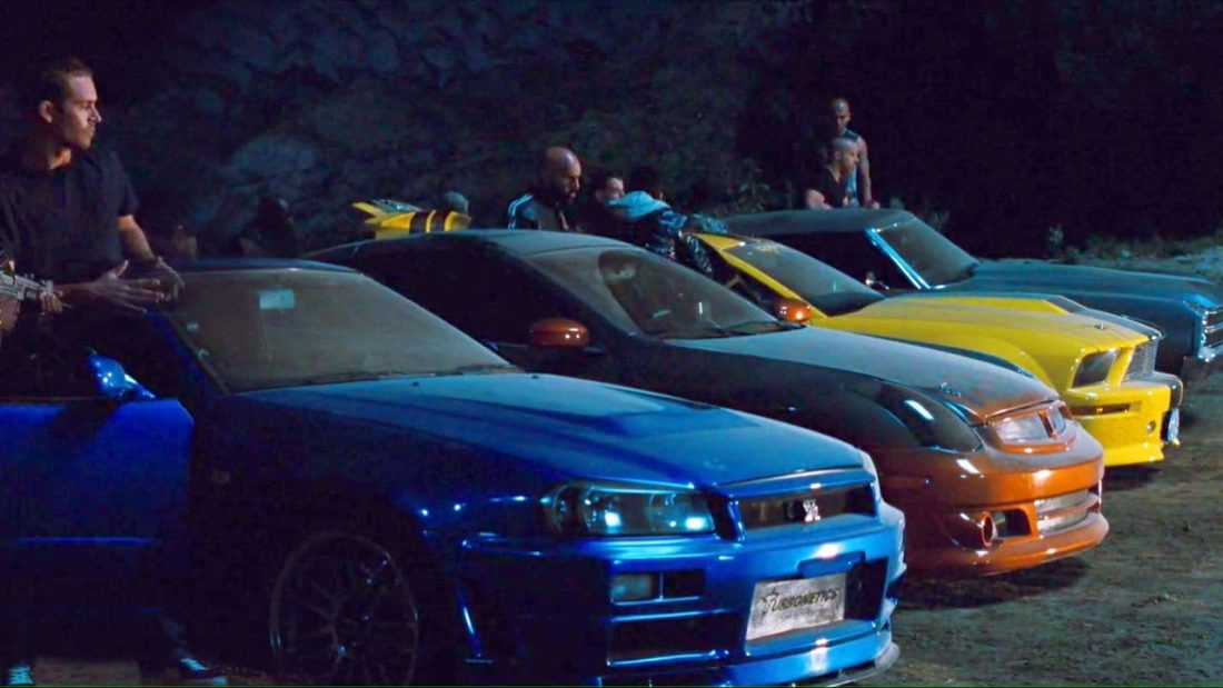 Fast and Furious 4 Facts