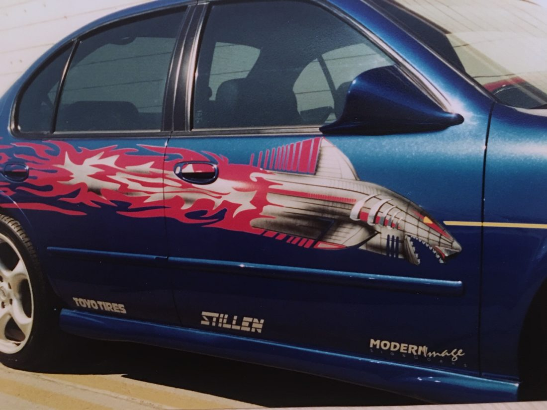 Vince's Maxima - Fast and Furious Facts