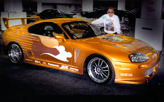 Fast And Furious 3 Full Movie >> 2 Fast 2 Furious Supra Specs - Fast and Furious Facts