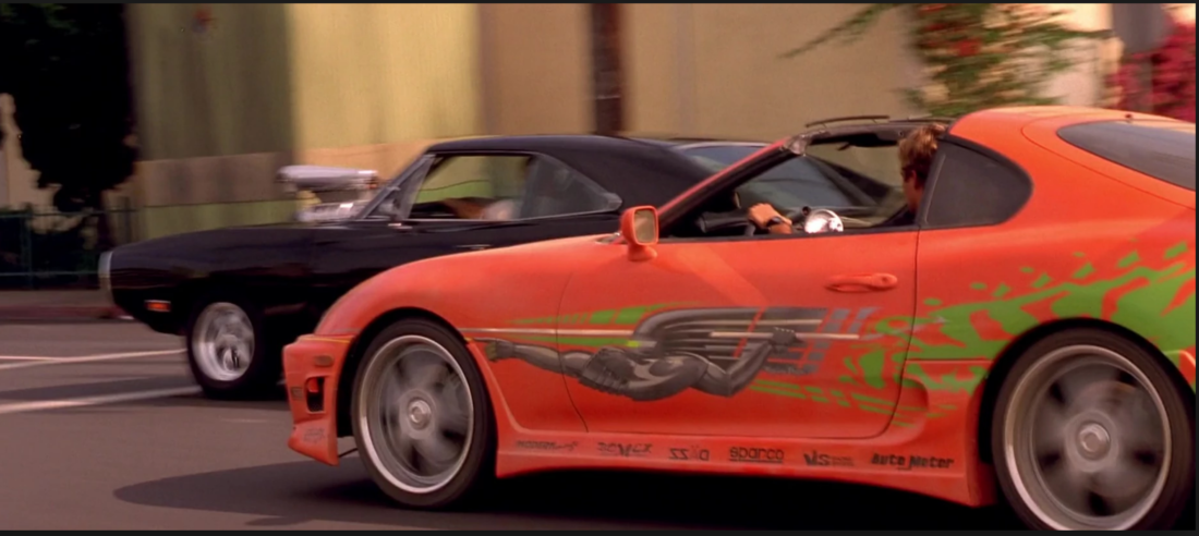 The Supra vs the Charger: Who Really Won? - Fast and Furious