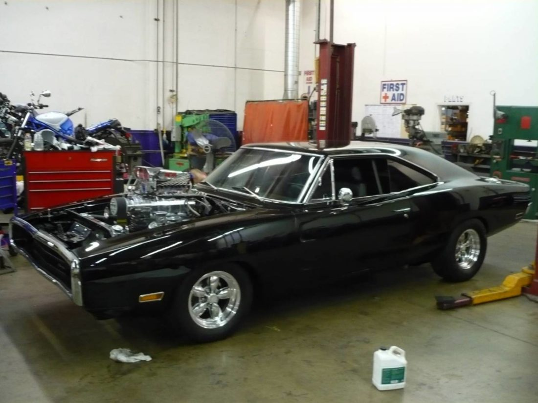 Dom S Charger From The Fast And The Furious Fast And Furious Facts