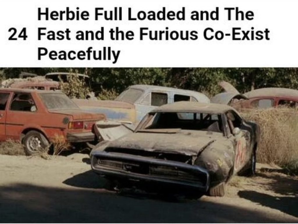 Dom's Charger from The Fast and The Furious - Fast and Furious Facts