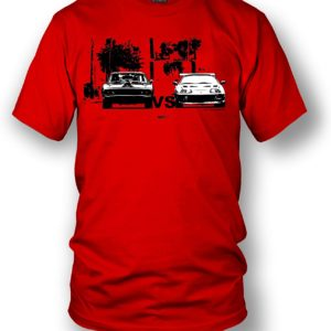 Charger vs Supra T-Shirt