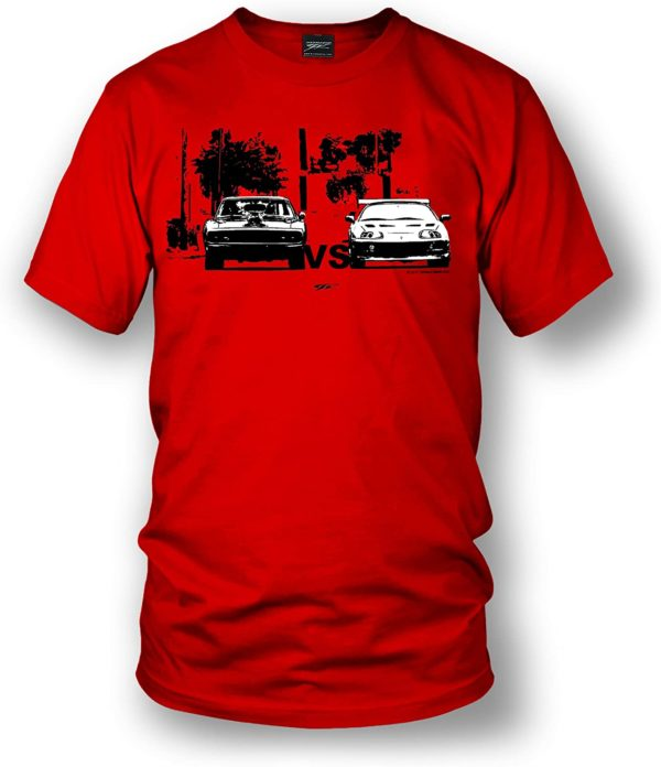 Charger vs Supra T-Shirt