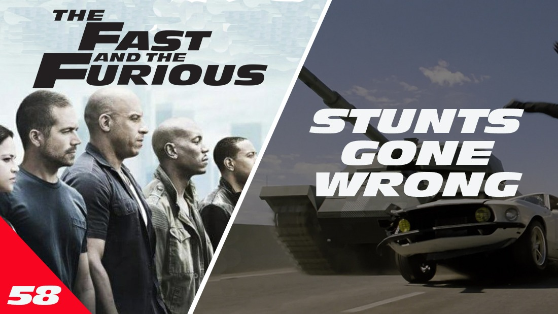 Fast & Furious: Stunts Gone Wrong